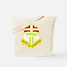 6 Infantry Regiment Tote Bag