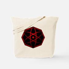 atomic man Tote Bag