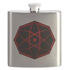 atomic man Flask