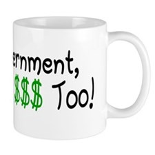 My-Money-Bumper-Sticker Mug