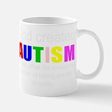 Autism vs boredom Mug