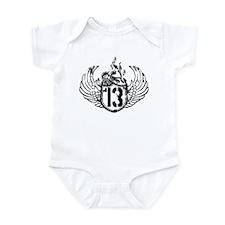 Lucky 13 Infant Bodysuit