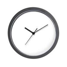 ive got your back10 Wall Clock