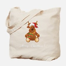 santa44 Tote Bag