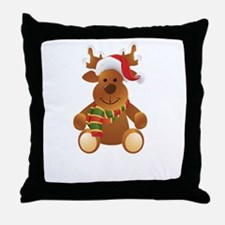 santa44 Throw Pillow