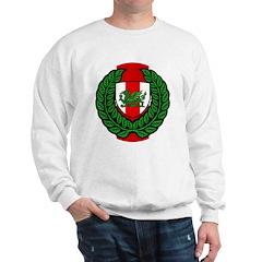 Midrealm Laurel Shield Sweatshirt