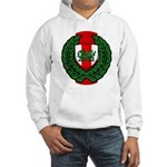 Midrealm Laurel Shield Hooded Sweatshirt