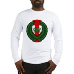 Midrealm Laurel Shield Long Sleeve T-Shirt