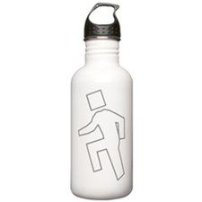 shufflin_gw Water Bottle