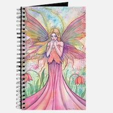 wildflower 9 x 12 cp Journal