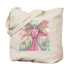 wildflower 9 x 12 cp Tote Bag