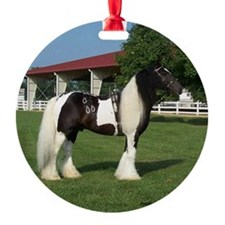 Mickey Stallion Tack Ornament