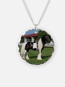 Mickey Stallion Tack Necklace