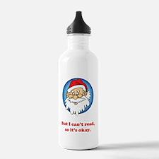 SANTA25 Water Bottle