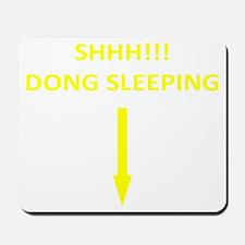 dong Mousepad
