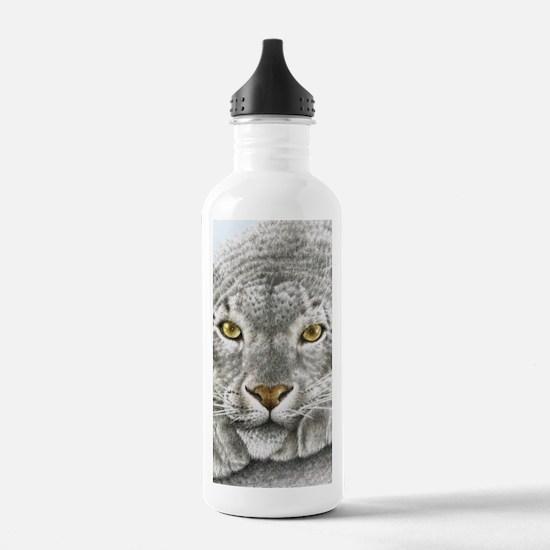 3G Snow Leopard (iphon Water Bottle