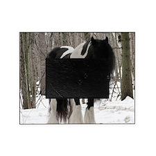 Novel Winter Sq Picture Frame