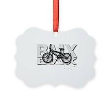 BMX Bike Design Ornament