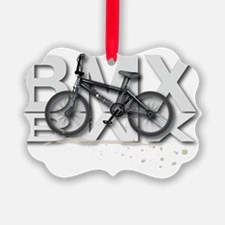 BMX Bike Design Ornament