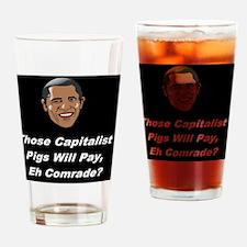 1comd Drinking Glass