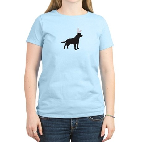 Lab Bunny Women's Light T-Shirt