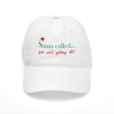 santa32 Baseball Cap