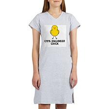 ho356 Women's Nightshirt