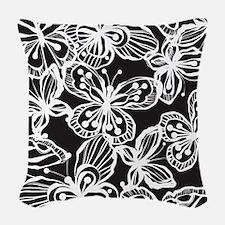 571-49.50-Shower Curtain Woven Throw Pillow