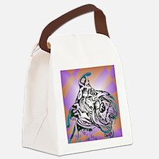 1Miniature Schnauzertouch Canvas Lunch Bag