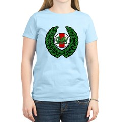 Midrealm Laurel/MK badge T-Shirt