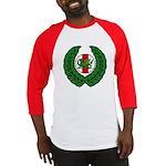 Midrealm Laurel/MK badge Baseball Jersey