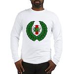 Midrealm Laurel/MK badge Long Sleeve T-Shirt