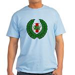 Midrealm Laurel/MK badge Light T-Shirt