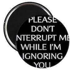 interrupt Magnet