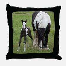 Rhiannon Throw Pillow
