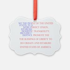 Constitution Ornament