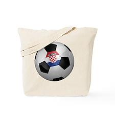 socc_big_croatia Tote Bag