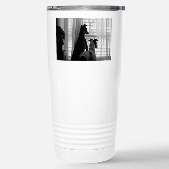 MPwindowsized Stainless Steel Travel Mug