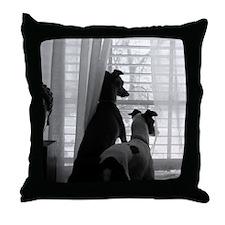 MPwindowsized Throw Pillow