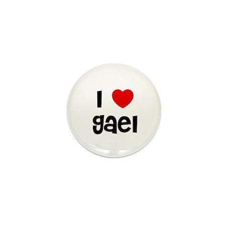 I * Gael Mini Button