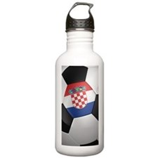 croatia_1_iphone_3_ Water Bottle