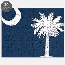 South_Carolina_state_flag Puzzle