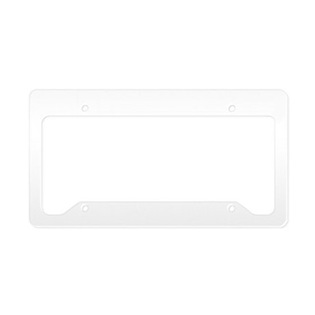 twoWishes1B License Plate Holder
