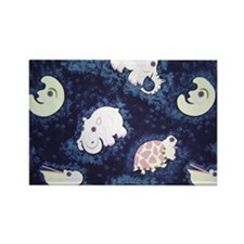 Cosmic Critters Rectangle Magnet