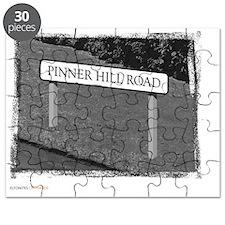 PinnerHillRoad_V2+Logo Puzzle