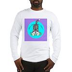 Siberian Husky Nonsense! Long Sleeve T-Shirt