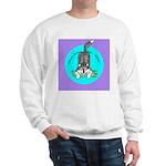 Siberian Husky Nonsense! Sweatshirt