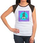 Siberian Husky Nonsense! Women's Cap Sleeve T-Shir