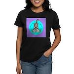 Siberian Husky Nonsense! Women's Dark T-Shirt