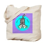 Siberian Husky Nonsense! Tote Bag